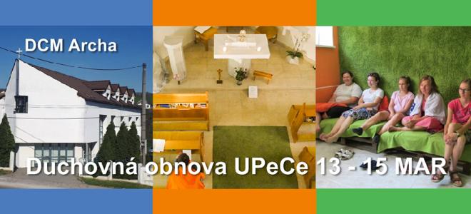 Duchovná obnova UPeCe - pôst