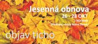 Jesenná obnova UPeCe