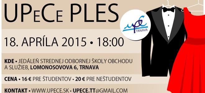 Ples UPeCe 2015